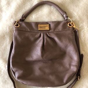 Marc by Marc Jacobs Hobo Hillier in Taupe